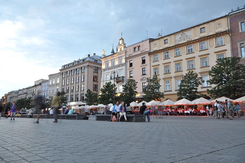 Rynek Główny/Wikimedia/CCA 2.0