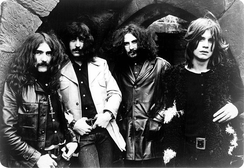 Black Sabbath, rok 1970/ Wikipedia