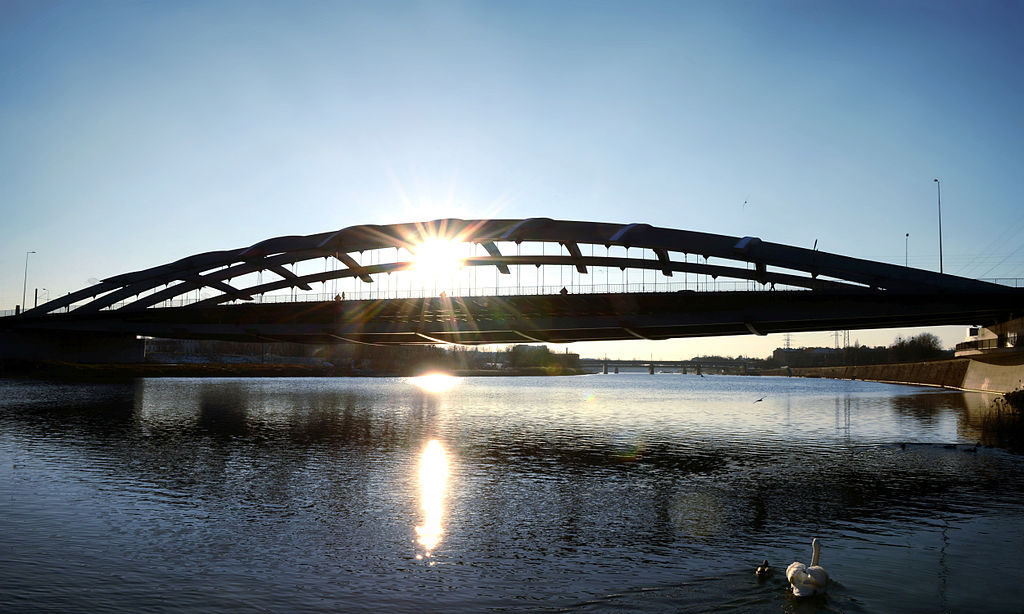 Kraków Most Kotlarski