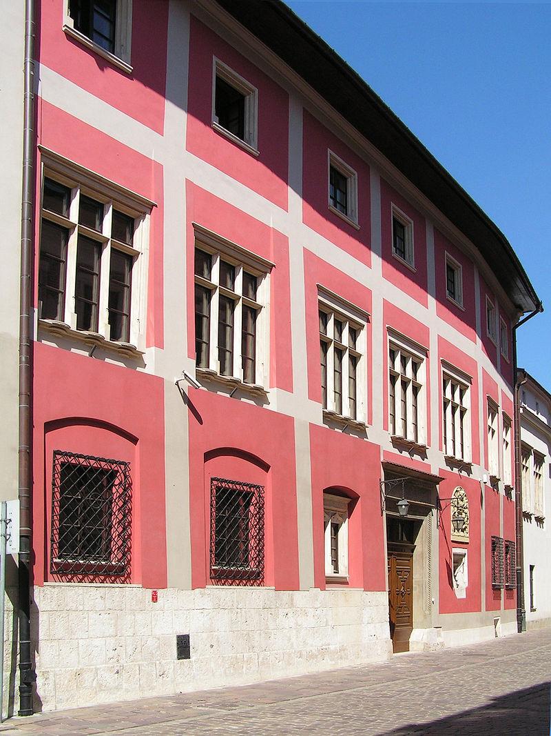 Pałac Erazma Ciołka/ Wikimedia/ Cancre/ CC BY-SA 3.0