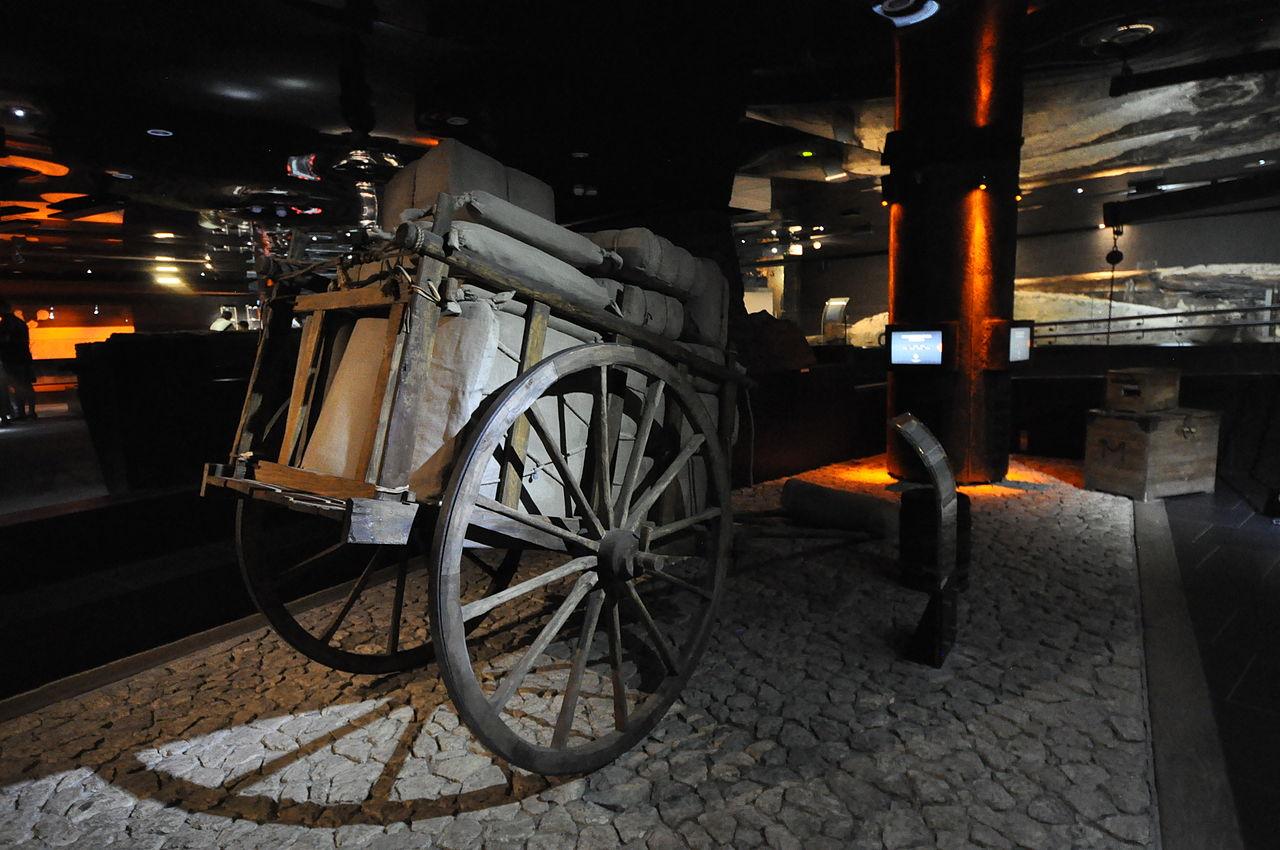 Podziemia Rynku/ Wikimedia/ Jorge Láscar/ CC BY 2.0