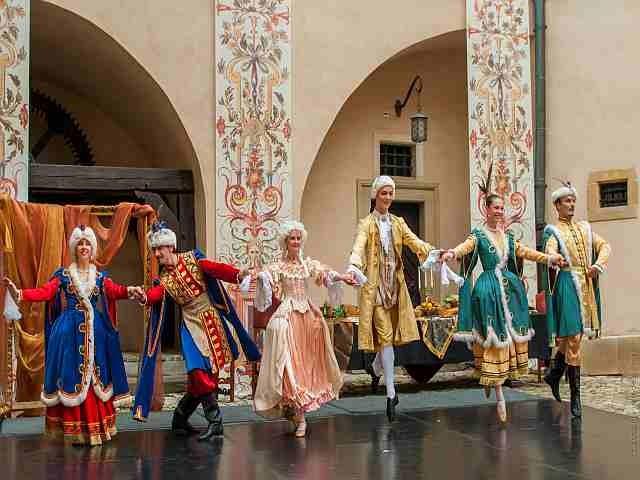 Taniec barokowy/ www.cracoviadanza.pl