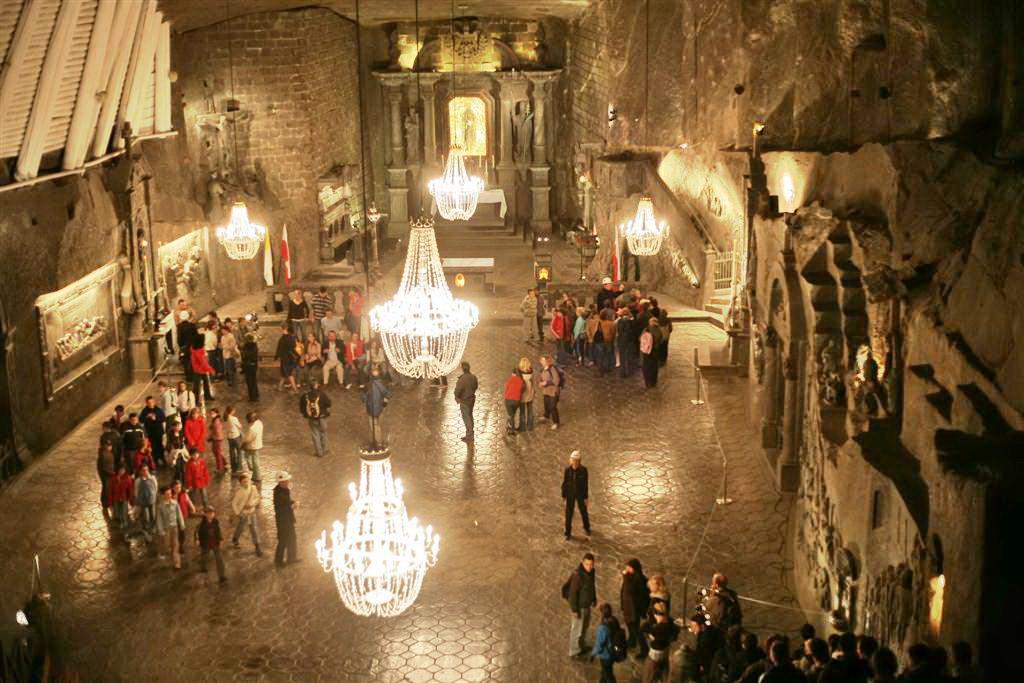 Kaplica św. Kingi/ Wikimedia/ Cezary P.