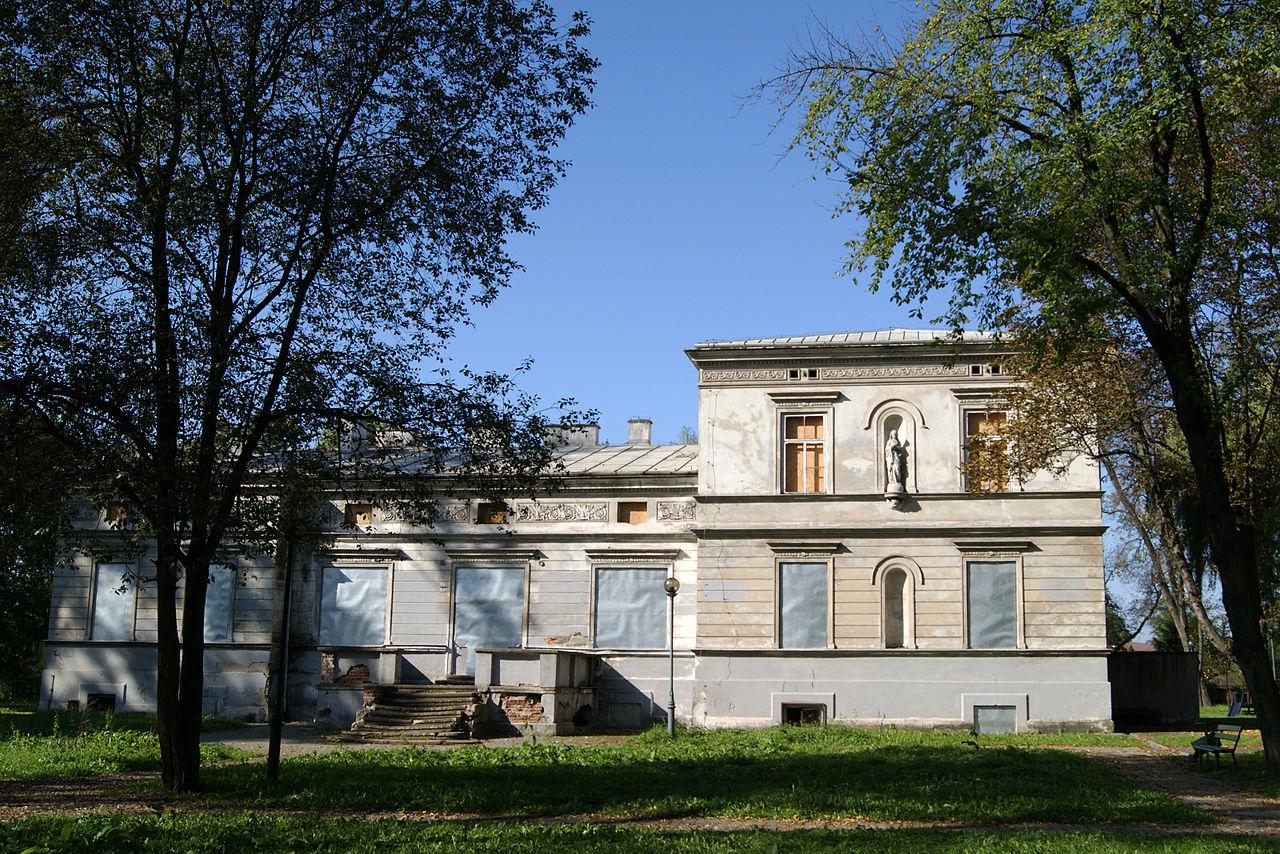 badenis_manor_in_wadow_view_from_s_63_glinik_street_nowa_huta_krakow_poland