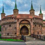 walki o Kraków
