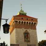 kaplica i mury obronne krakowa